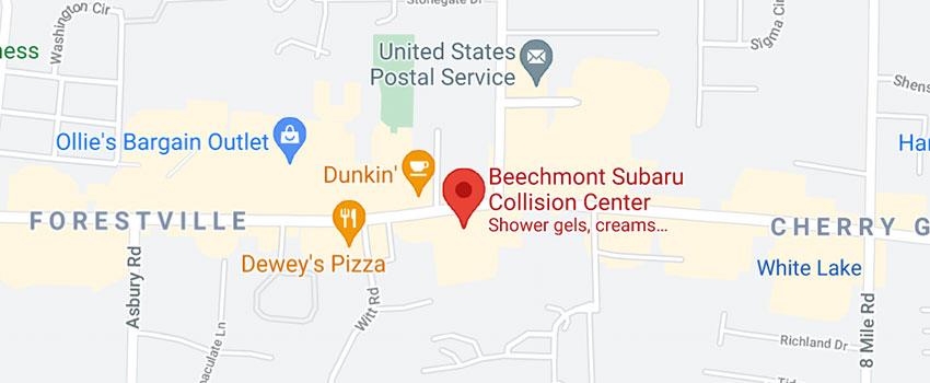 Beechmont Map